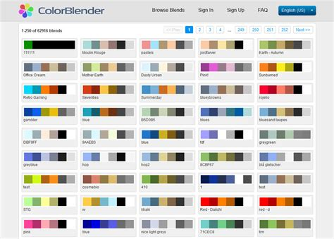 Three Color Palette Generator
