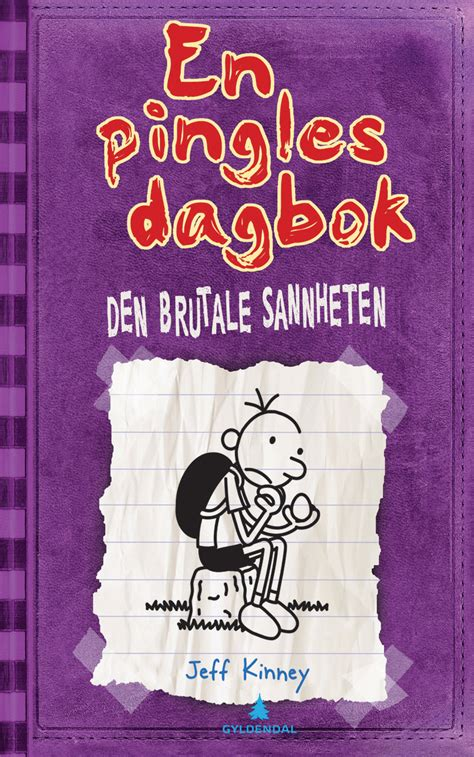 en pingles dagbok  den brutale sannheten gyldendal