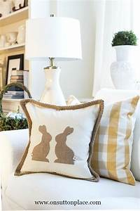 easter home decorations Easter DIY Spring Home Decor - The 36th AVENUE