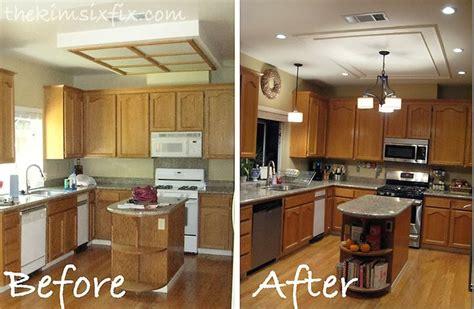 removing a large fluorescent kitchen box light flashback