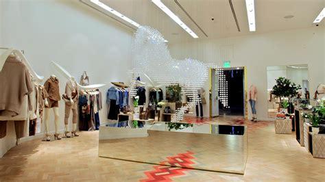 lighting stores las vegas stella mccartney retail design blog