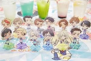 [Osaka] Anime 'Yuri!!! on ICE' Collaboration Cafe: Photo ...