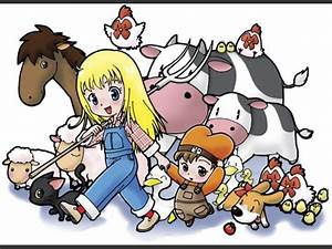 Harvest Moon Ds Cute Archives Gamerevolution