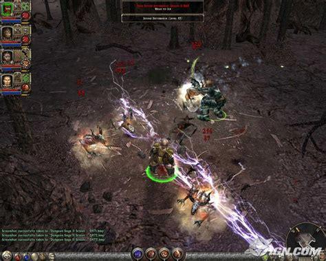 dungeon siege similar 20 isometric like baldur 39 s gate