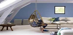 Salon Gris Bleu : wohnraum in blau grau farbefreudeleben ~ Melissatoandfro.com Idées de Décoration