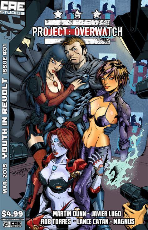Project Overwatch (volume)  Comic Vine