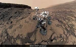 NASA's Curiosity Rover Begins Exploring New Mars Destinations