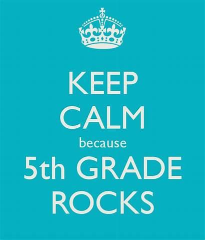 5th Grade Calm Keep Rocks Because Yoga