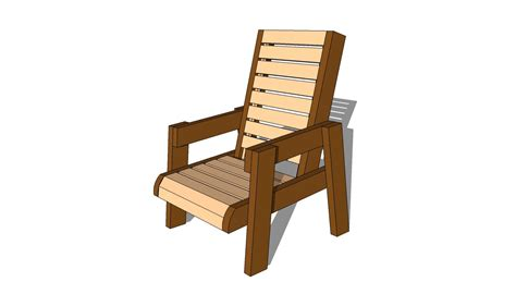 pdf plans wood projects chair easy wood working