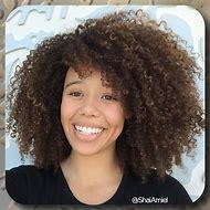 Short Curly Layered Haircut for Long Hair