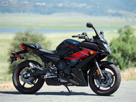 2012 Yamaha Fz6r Comparison Photos