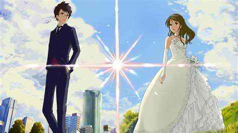 Re Zero Wallpaper Hd Your Name Taki And Mitsuha Wedding A Wallpaper 38874
