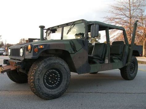 original hummer h1 find used 1987 humvee h1 usmc original military hmmwv