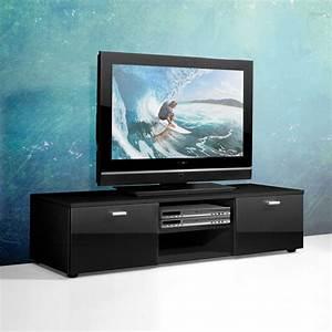 Tv Board 120 Cm : tv board ynvinata in hochglanz schwarz 120 cm ~ Bigdaddyawards.com Haus und Dekorationen