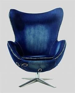 Le fauteuil oeuf d39arne jacobsen l39icone du design danois for Fauteuil design danois