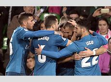 Real Madrid win eightgoal thriller, Atletico keep up
