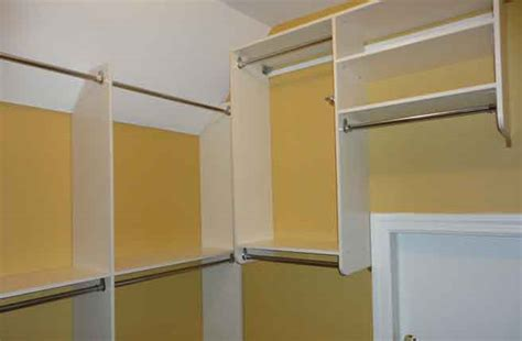closet for angled ceiling orange county ulster county