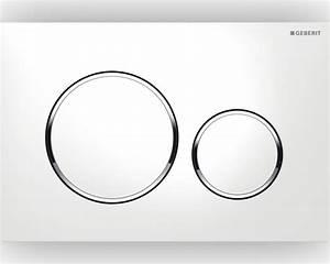Sigma 20 Geberit : geberit bedieningsplaat sigma 20 wit glans chroom ~ Watch28wear.com Haus und Dekorationen