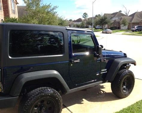 used 2 door jeep rubicon purchase used 2013 jeep wrangler rubicon sport utility 2