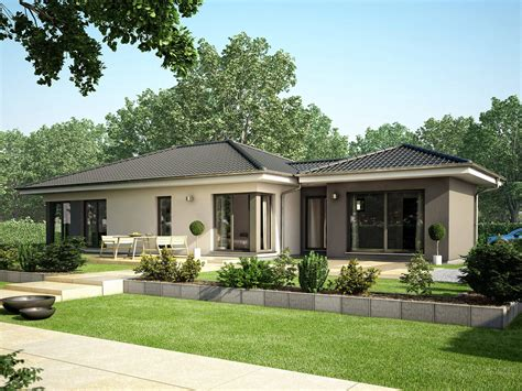 Single Haus Bungalow by Concept M 100 V5 Bungalow Singlehaus Bien Zenker