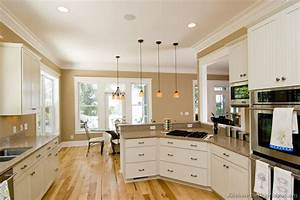 pictures of kitchens traditional white 2339