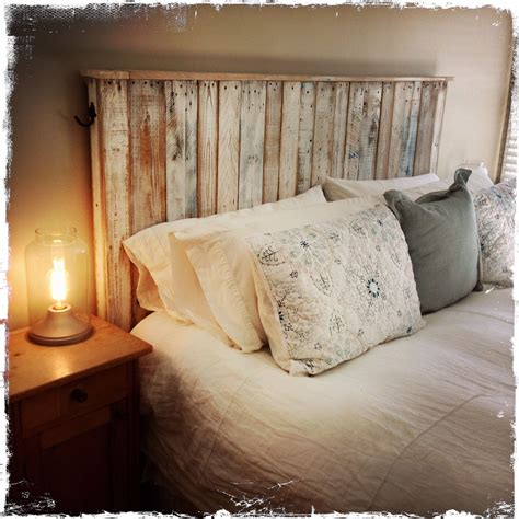 pallet wood headboard  mark odlum reclaimedbymarkcom