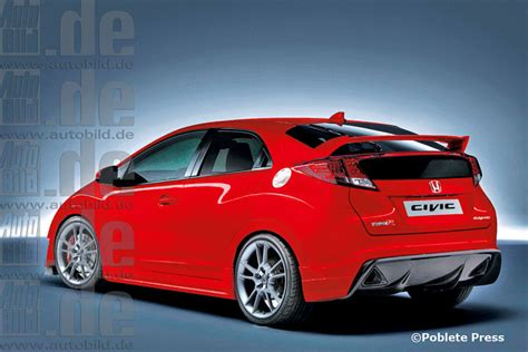 2013 Civic Type R by Honda Civic Type R 2013 Bilder Autobild De