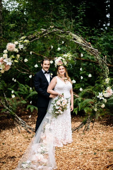 Enchanted Forest Wedding Flowers By Tobey Nelson Events