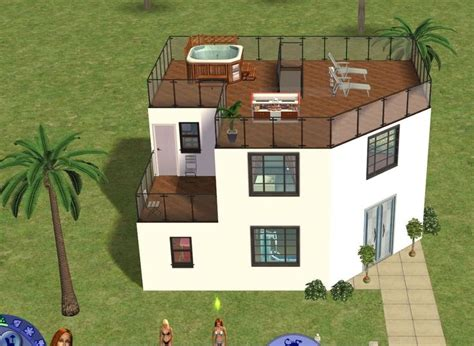 17 best images about maison sims 4 on house luxury home plans and construction