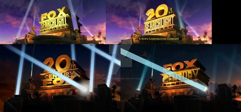 20th Century Fox Logo Aus By Superbaster2015 On Deviantart