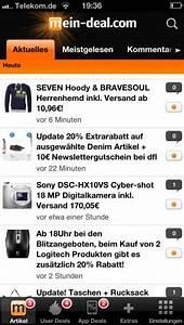 Mein Deal Com : mein deal app gutscheine schn ppchen und preisfehler ~ Markanthonyermac.com Haus und Dekorationen