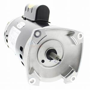 A O  Smith Century 2 0 Hp Square Flange 56y Up Rate Motor