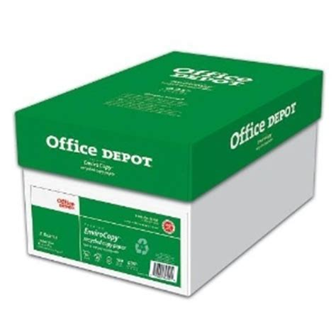 Office Depot Paper by Office Depot Celebrates Earth Day With Ten Tips For A