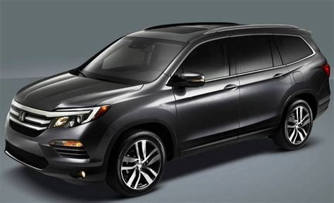 2018 Honda Pilot  Suv Flagship Will Continue To Be The