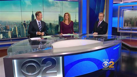 Cbs2 Reveals New And Improved Set