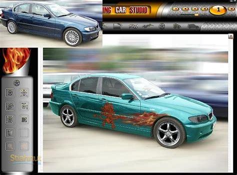 car color simulator program filextra