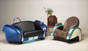 Recycled Car Parts Innovative Furniture Recycled Things