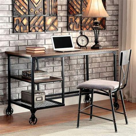 bureau style york idées de décoration d 39 un bureau style industriel