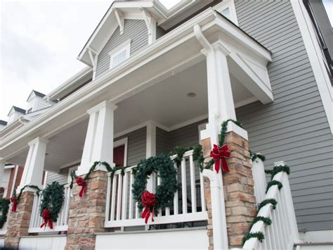 holiday front porch ideas home wizards
