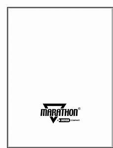 Marathon Trash Compactor Rj