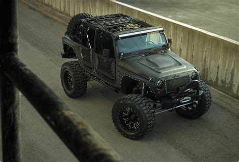 Full Metal Jacket Jeep By Starwood Motors