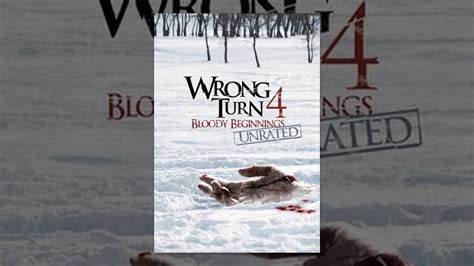 wrong turn  bloody beginnings unrated youtube