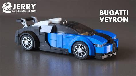 lego bugatti veyron lego bugatti veyron moc 45