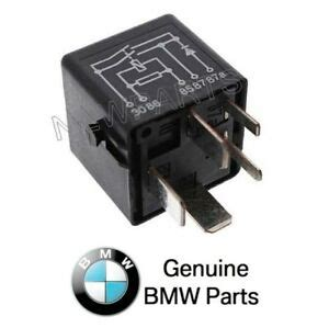 for bmw e36 e46 e60 323i 325i 545i black abs cycle relay 5 prong genuine ebay