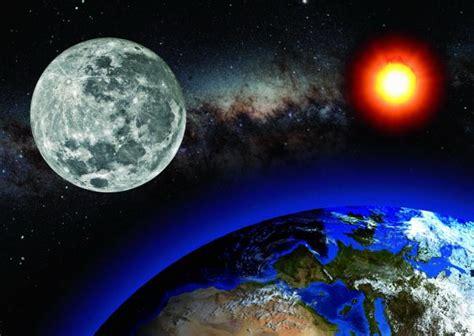 sonne mond spacebooks etc de versandbuchhandlung volker r 246 hrs 3d postkarte earth sun moon erde sonne mond