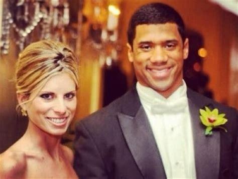 russell wilson files  divorce  wife ashton larry