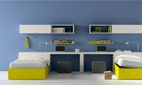 chambre ado bleu 50 idées pour la décoration chambre ado moderne