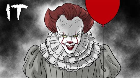 Pennywise 2017 Drawing Pictures To Pin On Pinterest