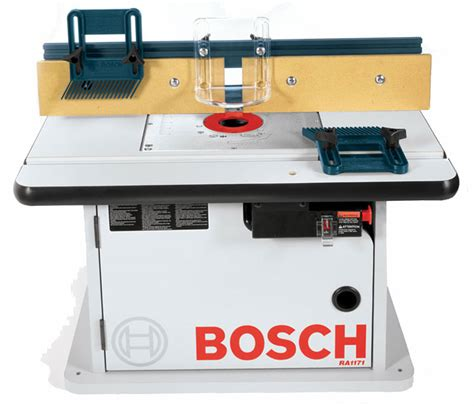 Cabinet Table Saw Canada by Bosch Ra1171 Cabinet Style Router Table Tools Home