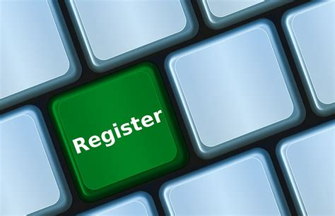 Register, Keyboard